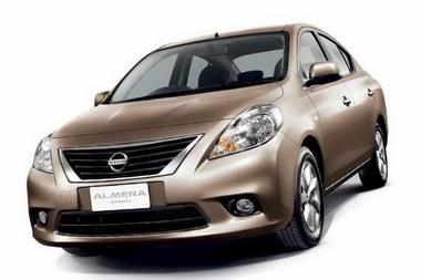 На автосалоне в Москве состоится премьера нового Nissan Almera