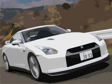 Ниссан представит заряженную модификацию Nissan GT-R