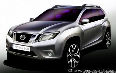 Новый Nissan Terrano начал продаваться в России