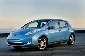 Nissan выпускает дешевые электромобили