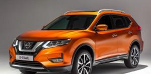 Nissan начал в Петербурге серийное производство обновленного X-Trail